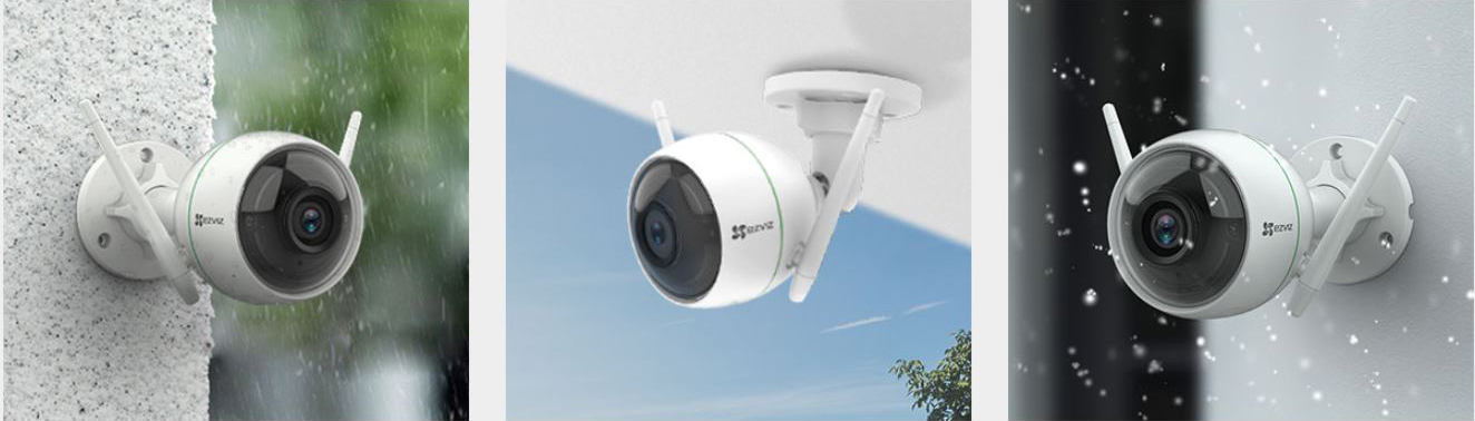Bộ Kit camera IP Wifi EZVIZ CS-BW3824B0-E40