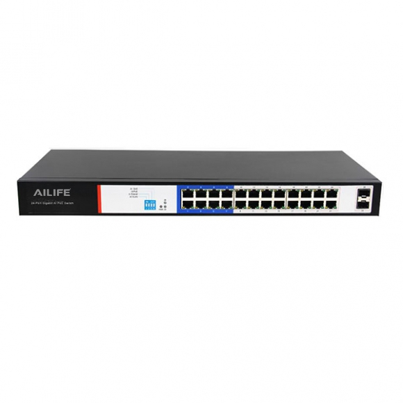 Switch PoE AI1024G 24-port Gigabit